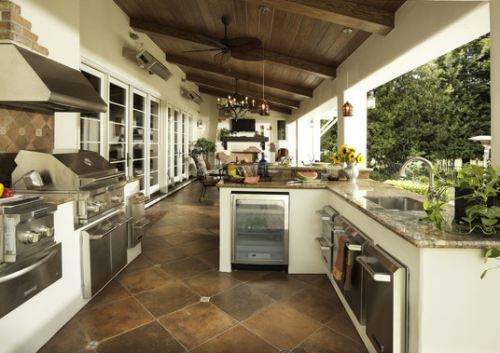 Dream kitchens perfect for making christmas dinner for Dream kitchens