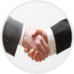 Handshake-circle