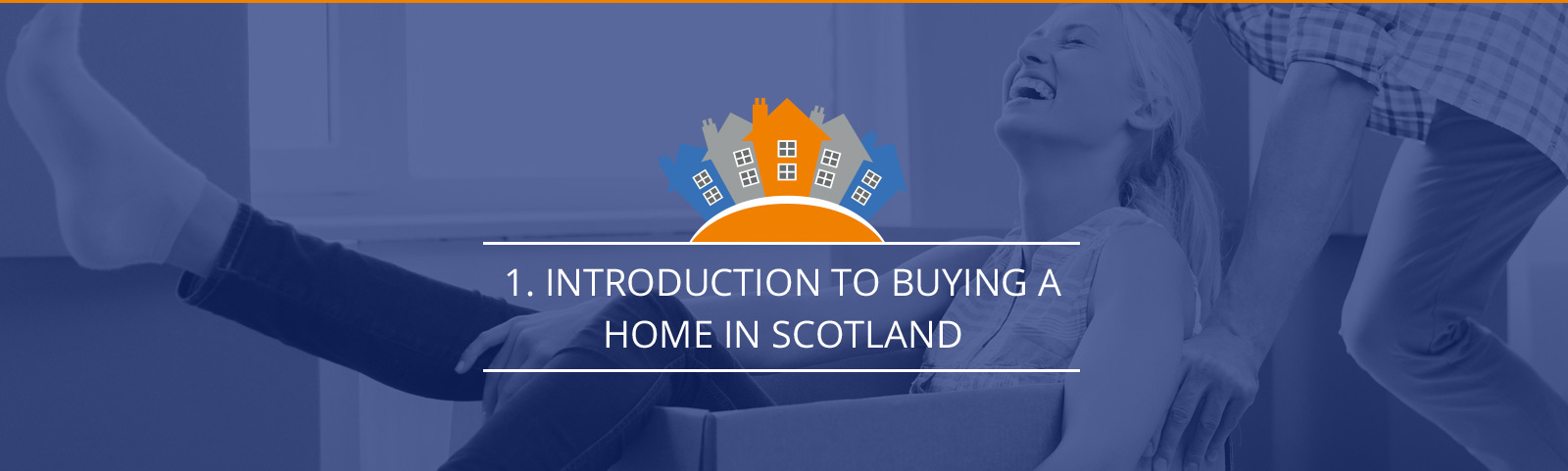 Introduction to buying a home in Scotland