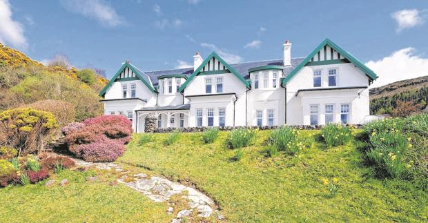 Premium property: Every day can be a holiday in Benderloch