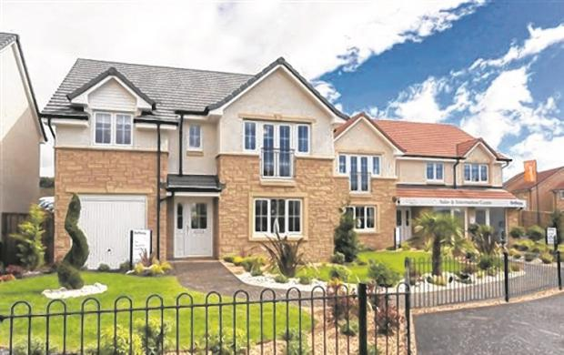 New build: A forever home in Dalkeith