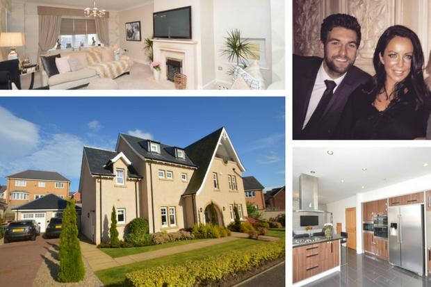 Celtic star Charlie Mulgrew puts £600k mansion on the market following Blackburn Rovers signing