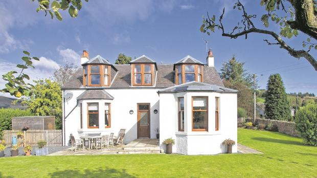 Hot property: Rural Kinross-shire has access all areas