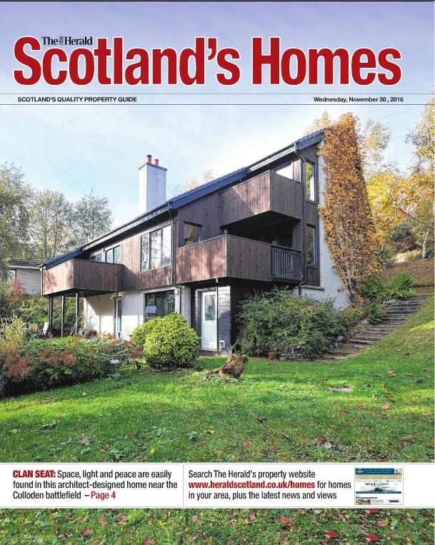 Scotland's Homes magazine November 30