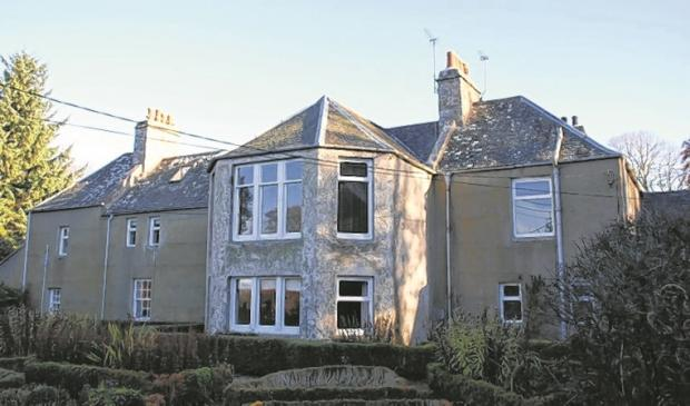 A prize listing for rent in rural Aberdeen