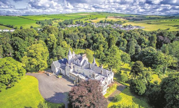 Hot property: Life on a grand scale in Ayrshire