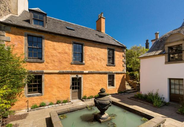 Historic home of Scottish photography sold for more than £1.7m