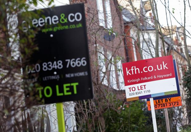 Rents to go up more than 20 per cent in five years, surveyors warn