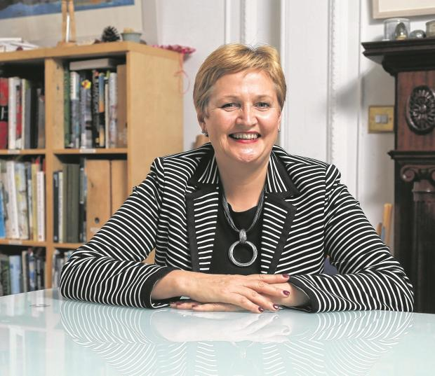 The view from my window: Rhona Baillie, Charity CEO
