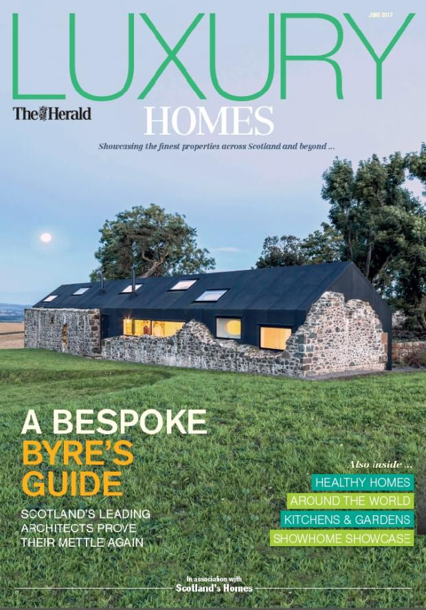 Luxury Homes: Full June edition online