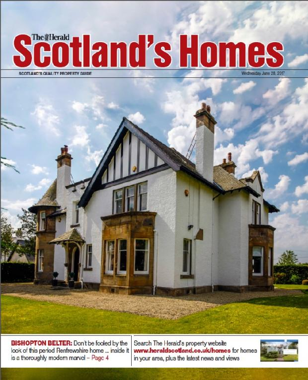Scotland's Homes magazine