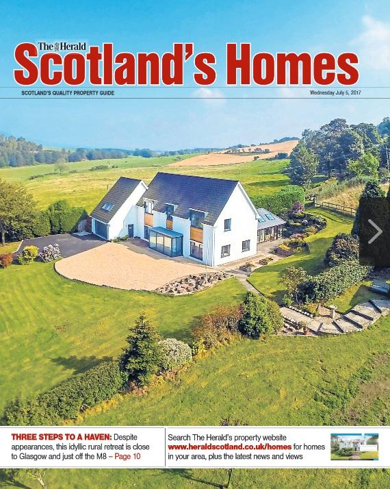 Scotland's Homes magazine, July 5