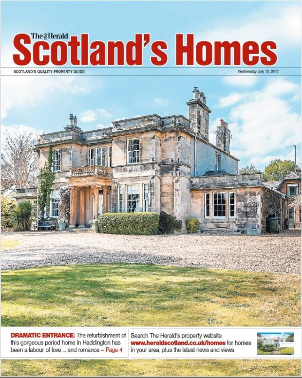 Scotland's Homes magazine July 12 issue