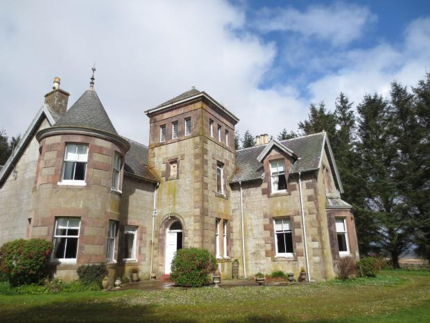 Queen Mother's old shooting lodge on the market for £475,000