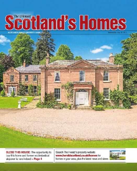 Scotland's Homes July 19