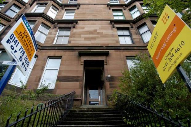 Call for reform of new Scots property tax as it is blamed for housing market slump