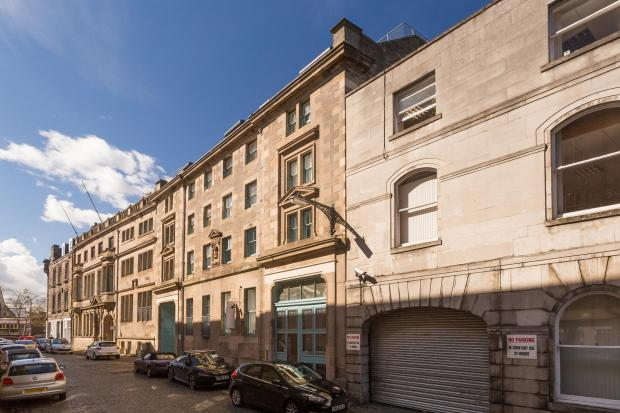 Location, location, location still key as Edinburgh property prices lead the way