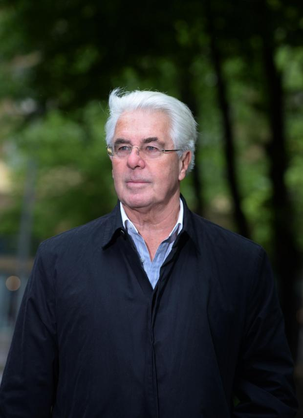 Obituary - Max Clifford, disgraced PR guru