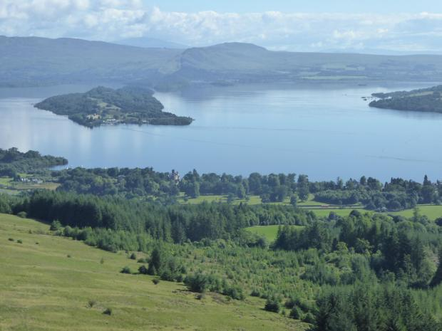 Hundreds of new houses to be built in Scots national park to attract the young