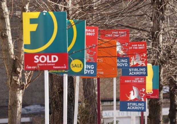 Lack of homes driving up house prices in Scotland