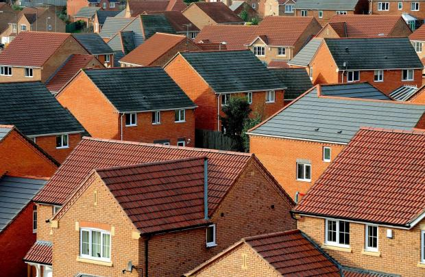 Scotland's housing market 'bucking the trend' as  average cost of a home hits new high
