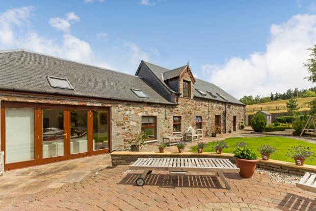 Scotland's Homes: Former steading with room to breathe