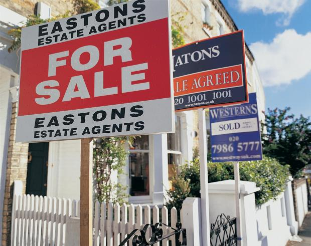 UK house prices fall amid No Deal fears