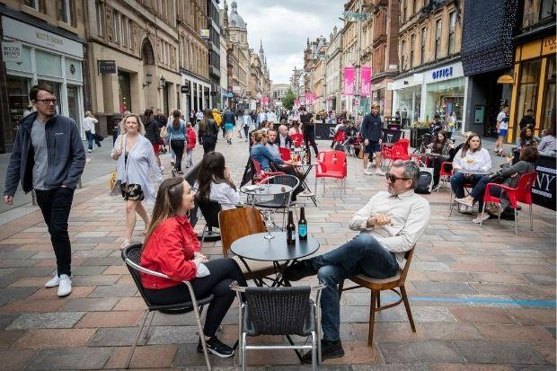Curfew 'catastrophe' warning | Bank considers negative interest rates | Glasgow workers 'uncomfortable' about returning to the office