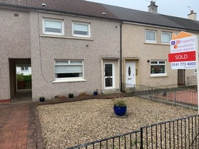 Estate Quadrant, Carmyle, G32 8BT