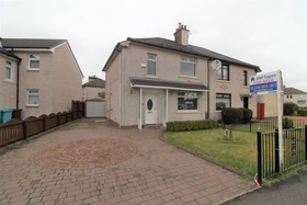 Irvine Crescent, Coatbridge, ML5 3QF