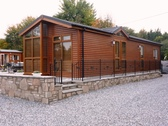 Grandeagles Luxury Lodges - Albion Single, Auchterarder, Perth and Kinross - South, PH3 1ET