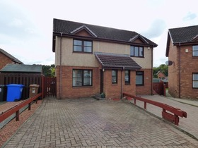 2 Bed Semidetached Home, Lochshot Place, Livingston, EH54 6SQ