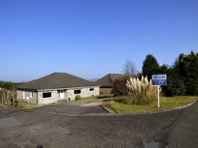 Unique 4 Bed Detached Bungalow, 10 Gleneagles Court, Whitburn, Bathgate, EH47 8PG