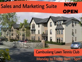 Central Avenue, PLOT 10, Cambuslang, G72 8AY