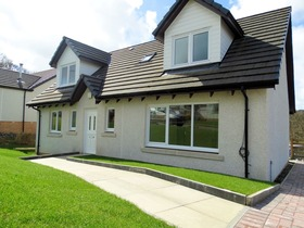 New Builds Fernoch Crescent, Lochgilphead, PA31 8AE