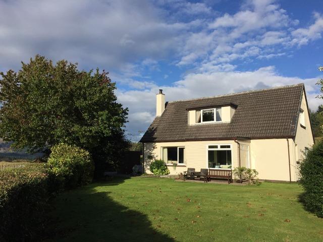 4 Bedroom House For Sale Woodlands Gairlochy Spean