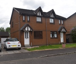 Colston Road , Clarkston (Airdrie), ML6 7AA
