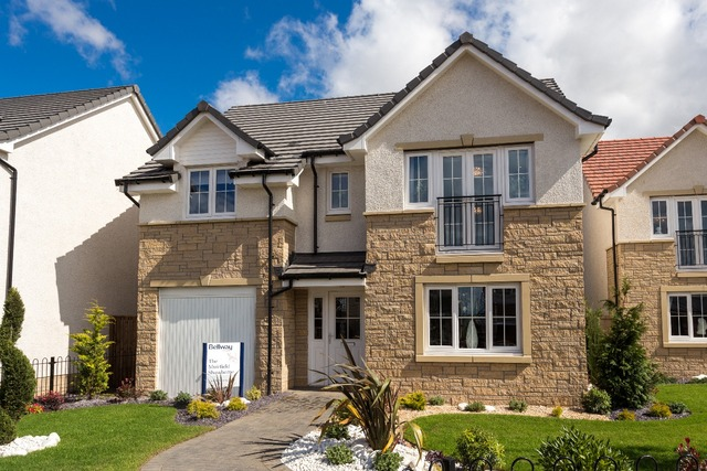 4 bedroom house for sale muirfield charlotte gate perth perth and kinross south ph2 0pj