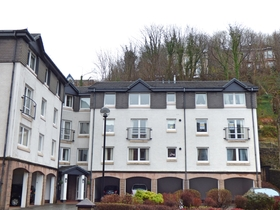 FLAT 14 ASHTON COURT, 54 ALBERT ROAD, Gourock, PA19 1LT