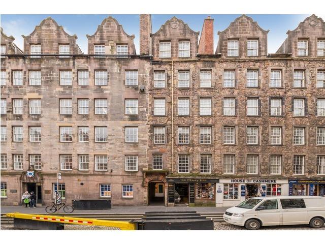 1 Bedroom Flat For Sale 322 1 Lawnmarket Old Town Edinburgh Eh1 2pq 175 000