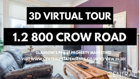 Crow Road, Anniesland, G13 1LY