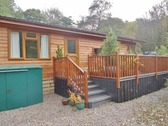 20 Rivers Edge, Dollar Lodge & Holiday Home Park, Dollar, Clackmannanshire, FK14 7LX