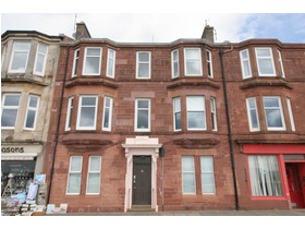 First Floor Flat, 36 Stuart Street, Millport, KA28 0AJ