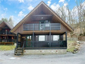 Lochtay Highland Lodges, Killin, FK21 8TY