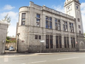 Rose Street, West End (Aberdeen), AB10 1UH
