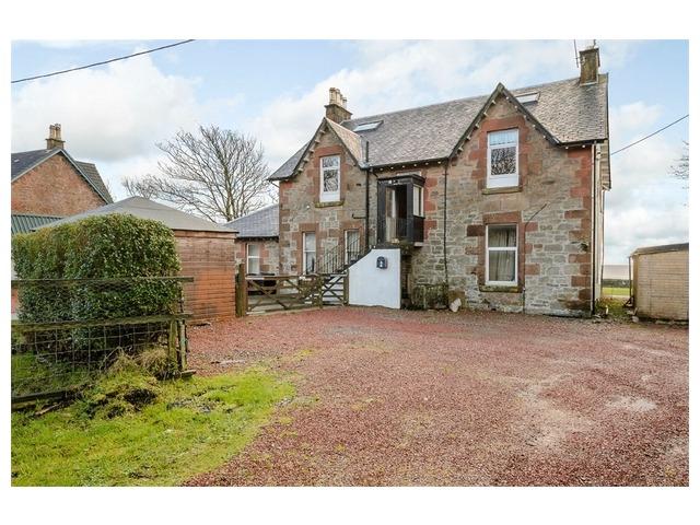 4 Bedroom House For Sale Toward Toward Dunoon Argyll
