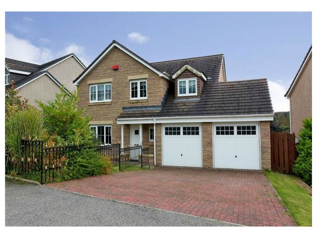 4 Bedroom House For Sale Coutens Park Oldmeldrum Inverurie