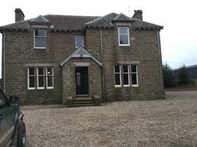 West Cultmulundie Farmhouse, Tibbermore, Perth, PH1 1QH