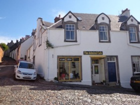 The Cross, Culross, Dunfermline, KY12 8HT