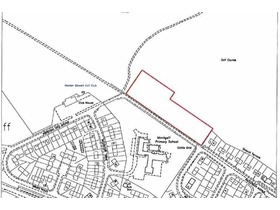 Land with Planning at Racegreen Avenue, Minnigaff, DG8 6PD